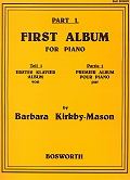 first album piano part 1